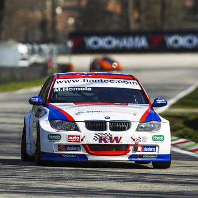 2013 2nd in FIA ETCC