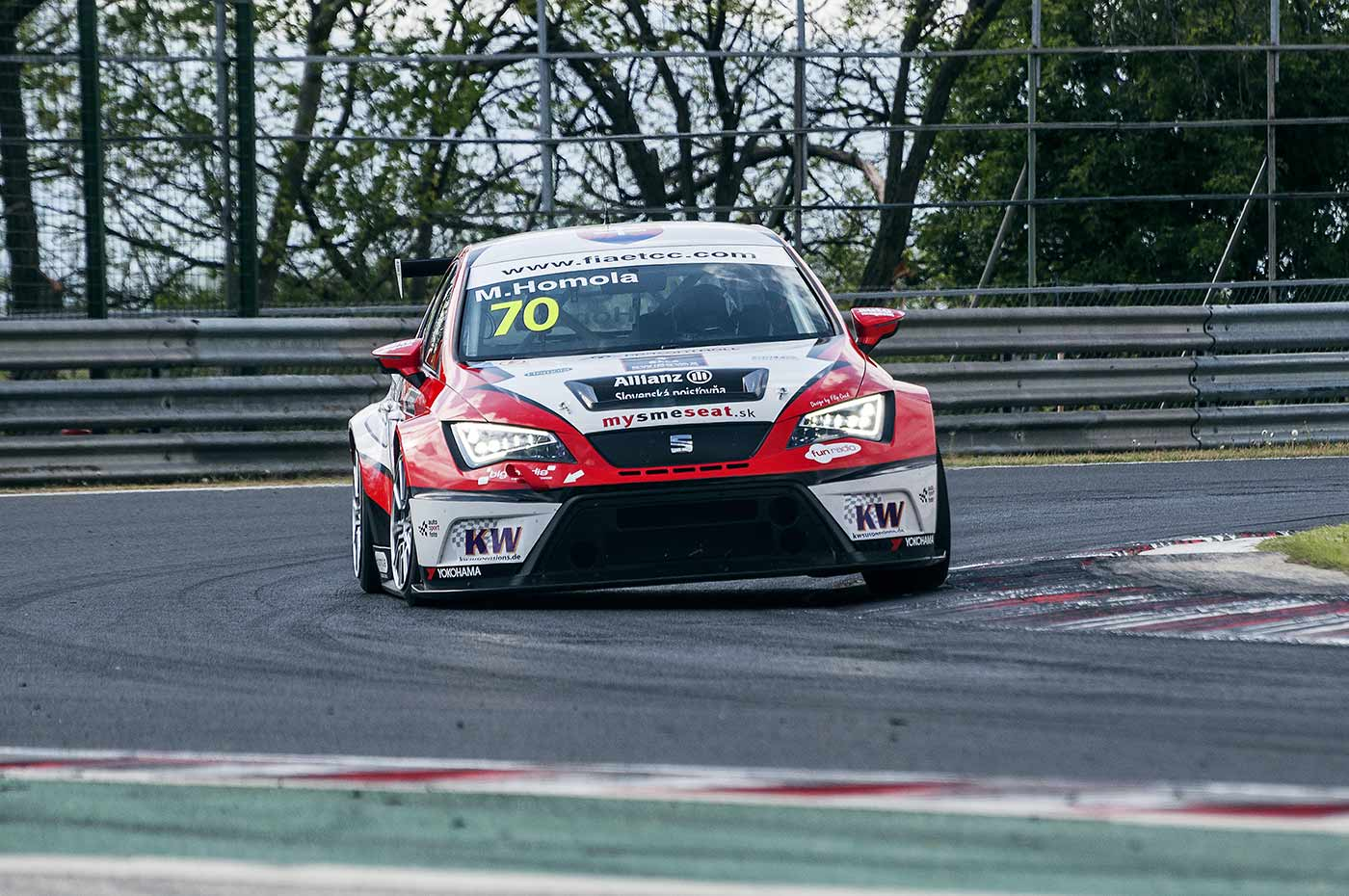 Mato Homola goes big – he joins TCR International Series!