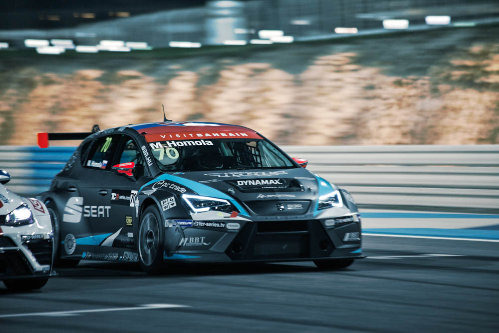 TCR Bahrain 2016  – Flash news n.3 – Race 1