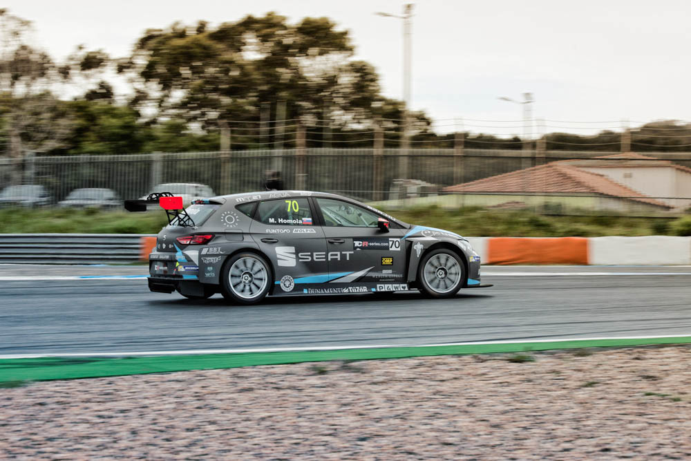 TCR Estoril 2016 – Flash news n.3 – Pole Position