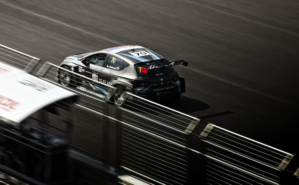 Asian part of the TCR International Series continues this weekend in Singapore