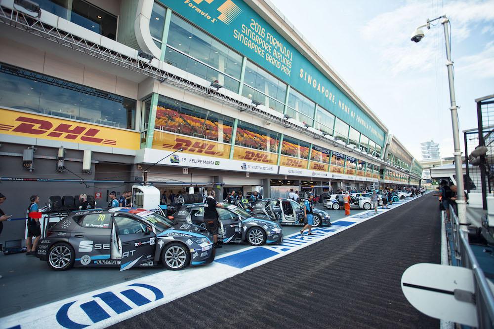 TCR Singapore 2016 – Maťo Homola tretí v kvalifikácii!