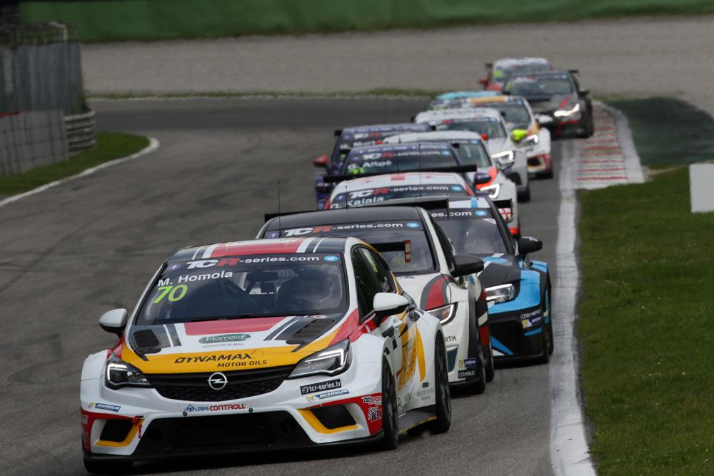 TCR International Series Monza 12 - 14 May 2017