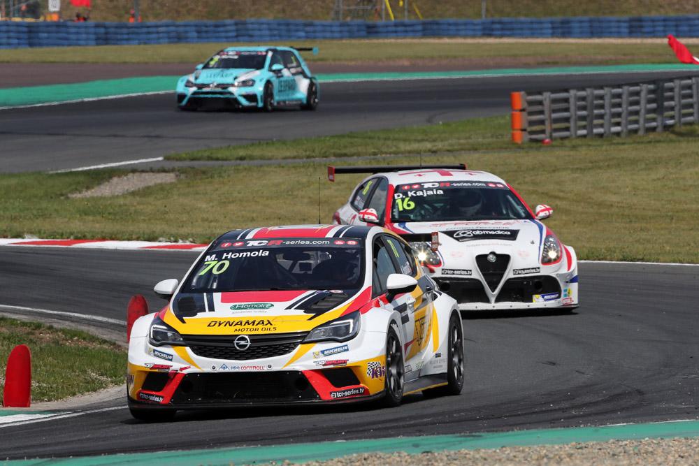 TCR International Series Oschersleben, Germany 08 - 09 July 2017