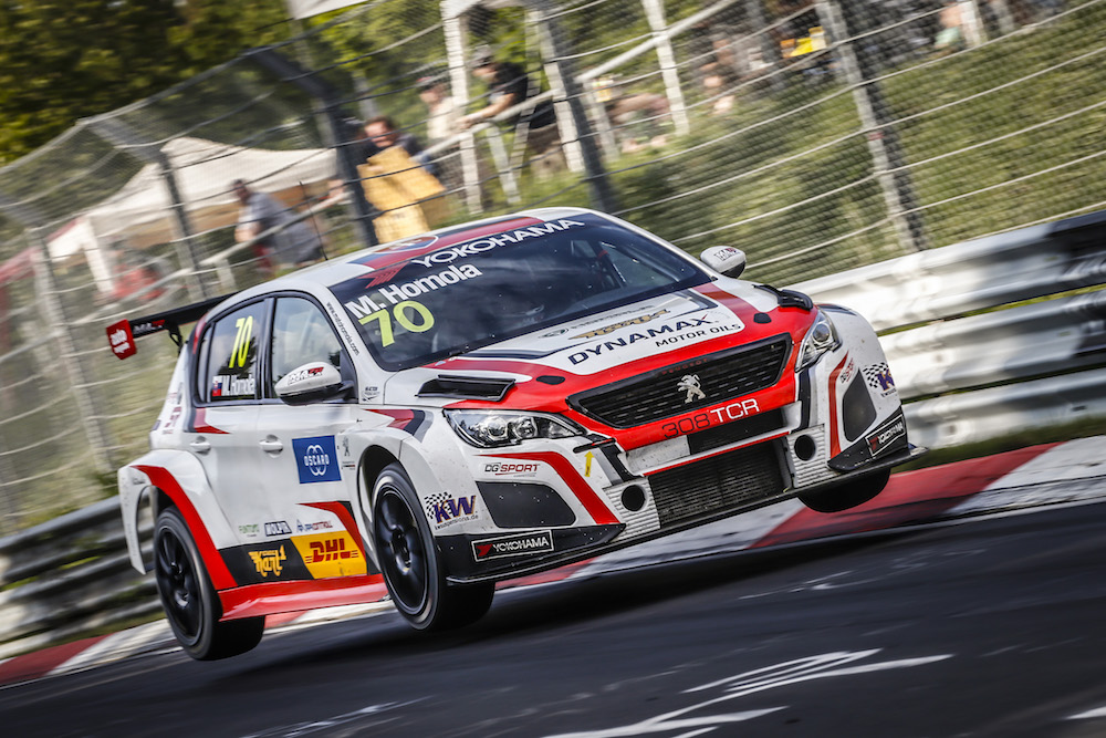 Mato Homola and WTCR in the Netherlands from tomorrow!