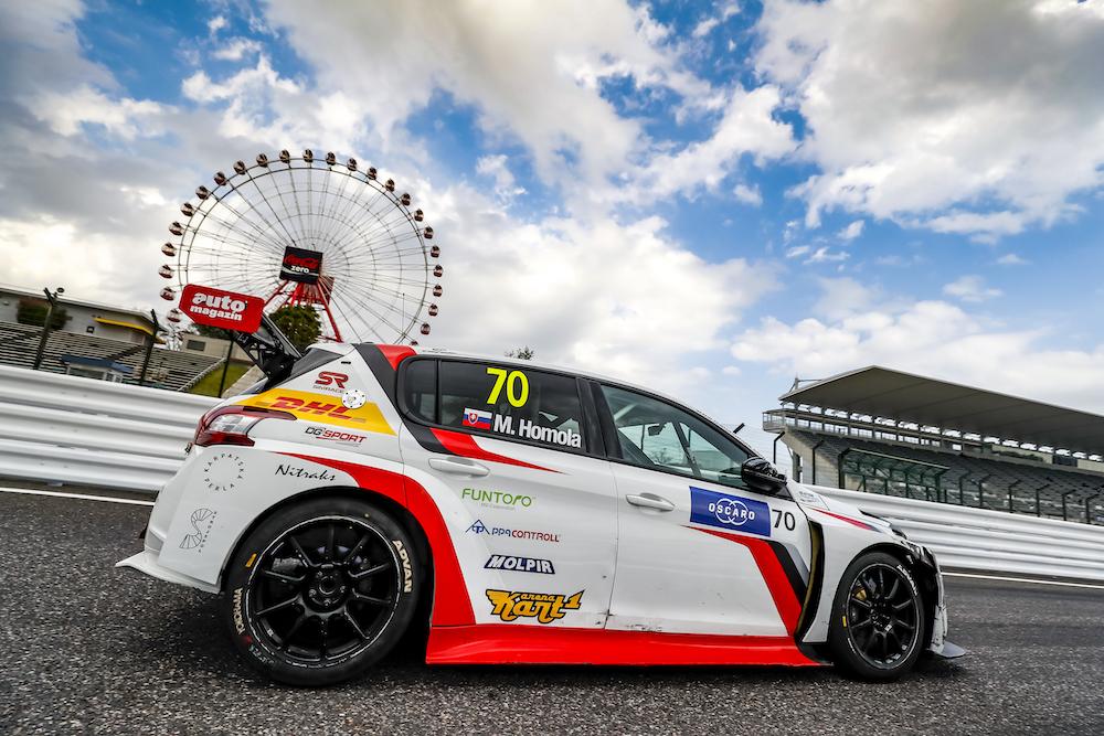 Mato Homola siedmy v prvých pretekoch WTCR v Japonsku