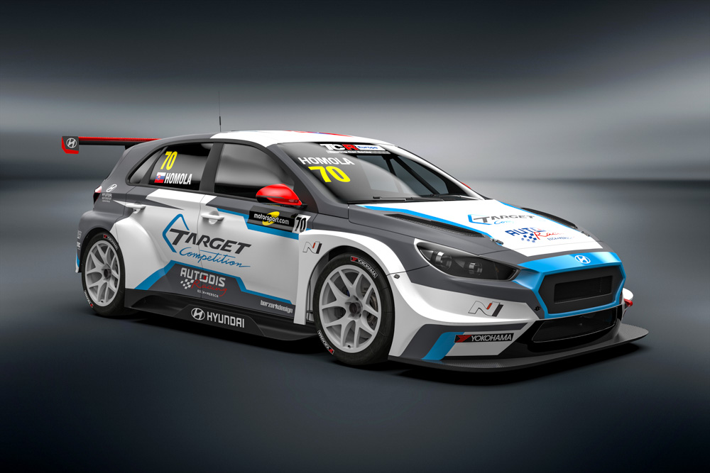 The first TCR Europe 2019 race is coming!