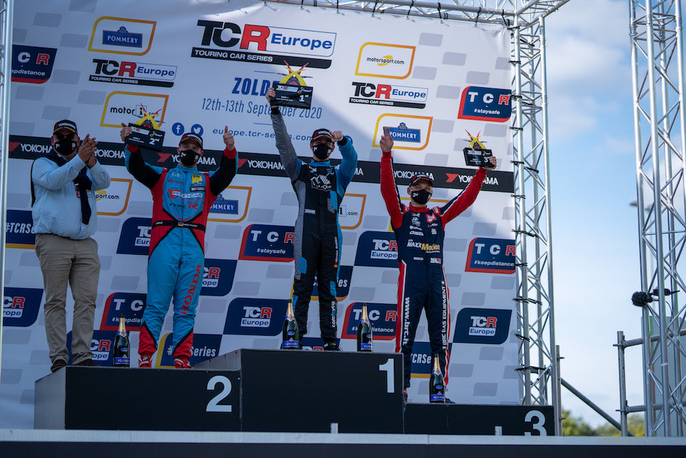 Success at Zolder