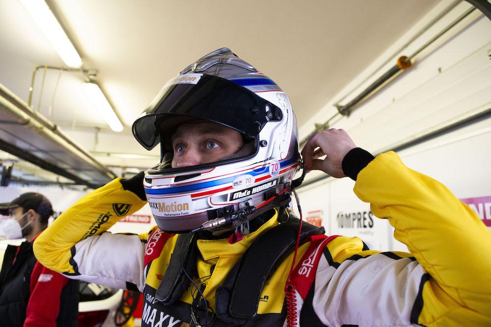 Maťo Homola už tento víkend na pretekoch TCR Europe vo Francúzsku