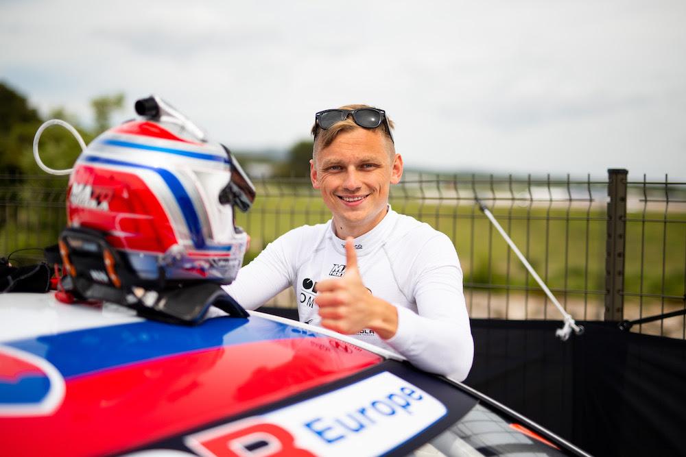 Zandvoort privíta tento víkend ďalšie preteky TCR Europe 2021, Maťo Homola nebude chýbať
