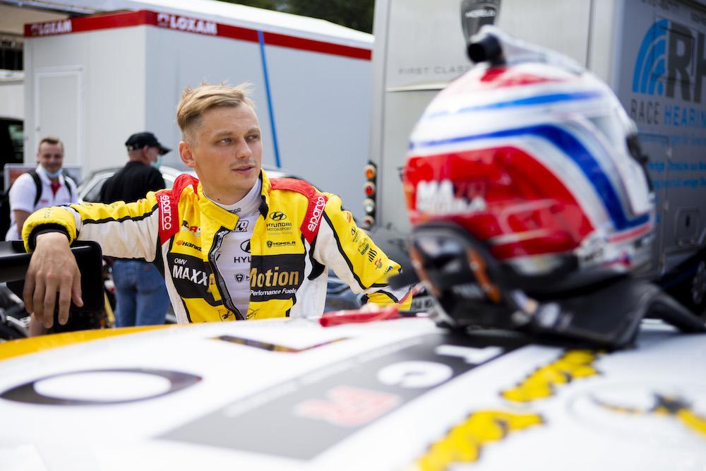 Maťo Homola na piatom pretekárskom víkende TCR Europe 2021 na Nürburgringu už tento víkend